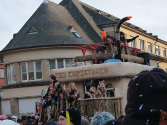 Kavalkade Luxembourg 2013