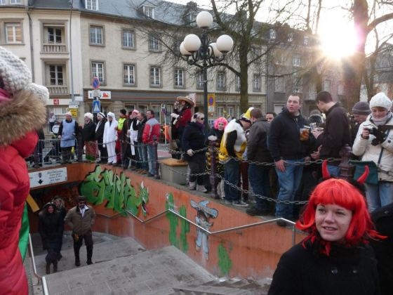 Kavalkade Luxembourg