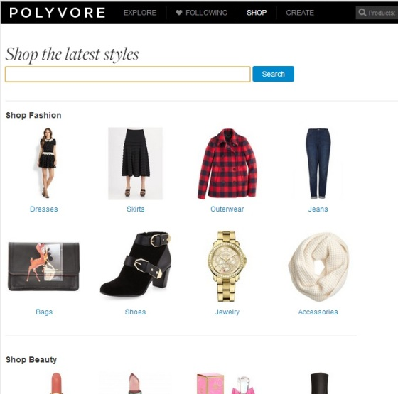 shop polyvore nancykikuko