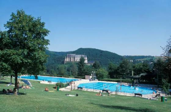 Vianden Swimming Pool