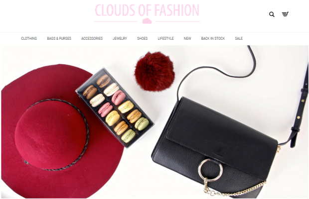 Clouds of Fashion Store